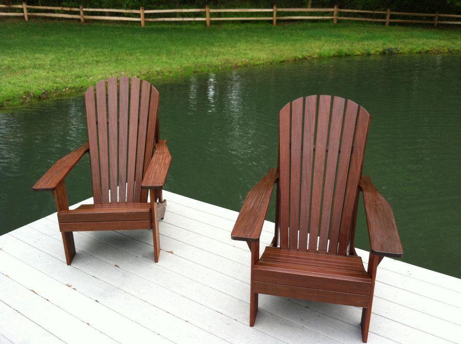 Bon Ipe Adirondack Chairs
