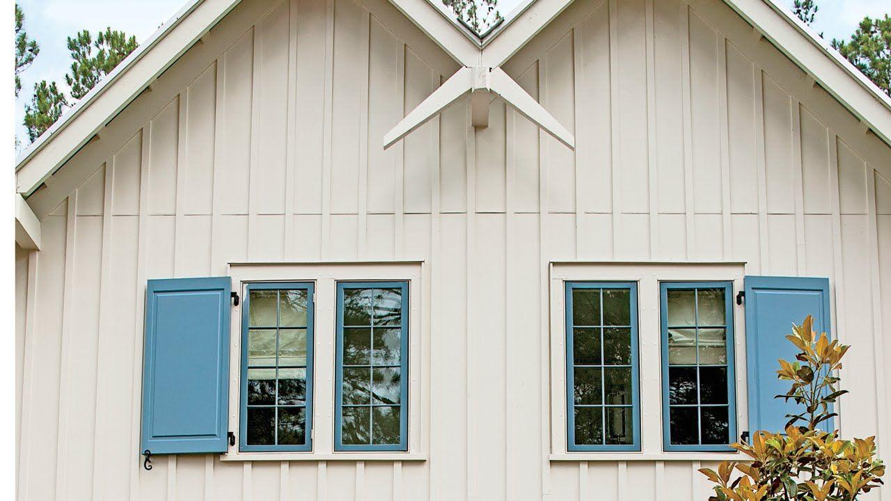 Batten Board Vinyl Siding Google Search Vertical Siding Vertical Vinyl Siding Modern Farmhouse Exterior