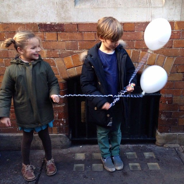 Roast, Borough Market Full bellies and wayward balloons in the Borough Market. Thank you @roast_restaurant for a wonderful lunch!