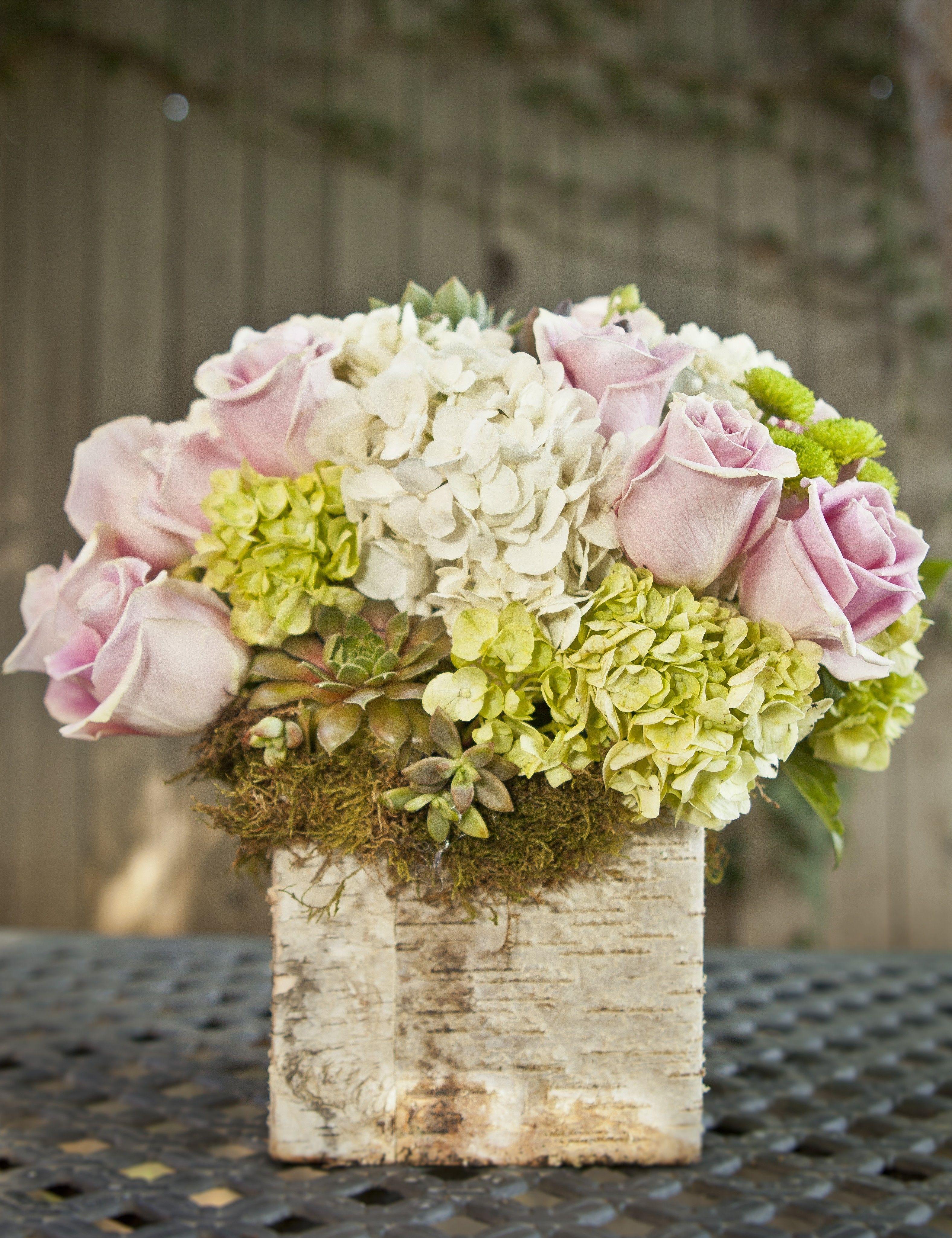 Petite verde by Dolce Blooms Rustic wedding flowers