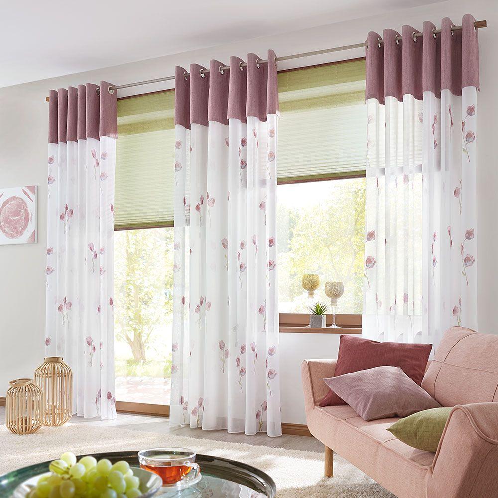 Vorhang Und Gardine Fur Ihr Wohn Oder Schlafzimmer In 2020