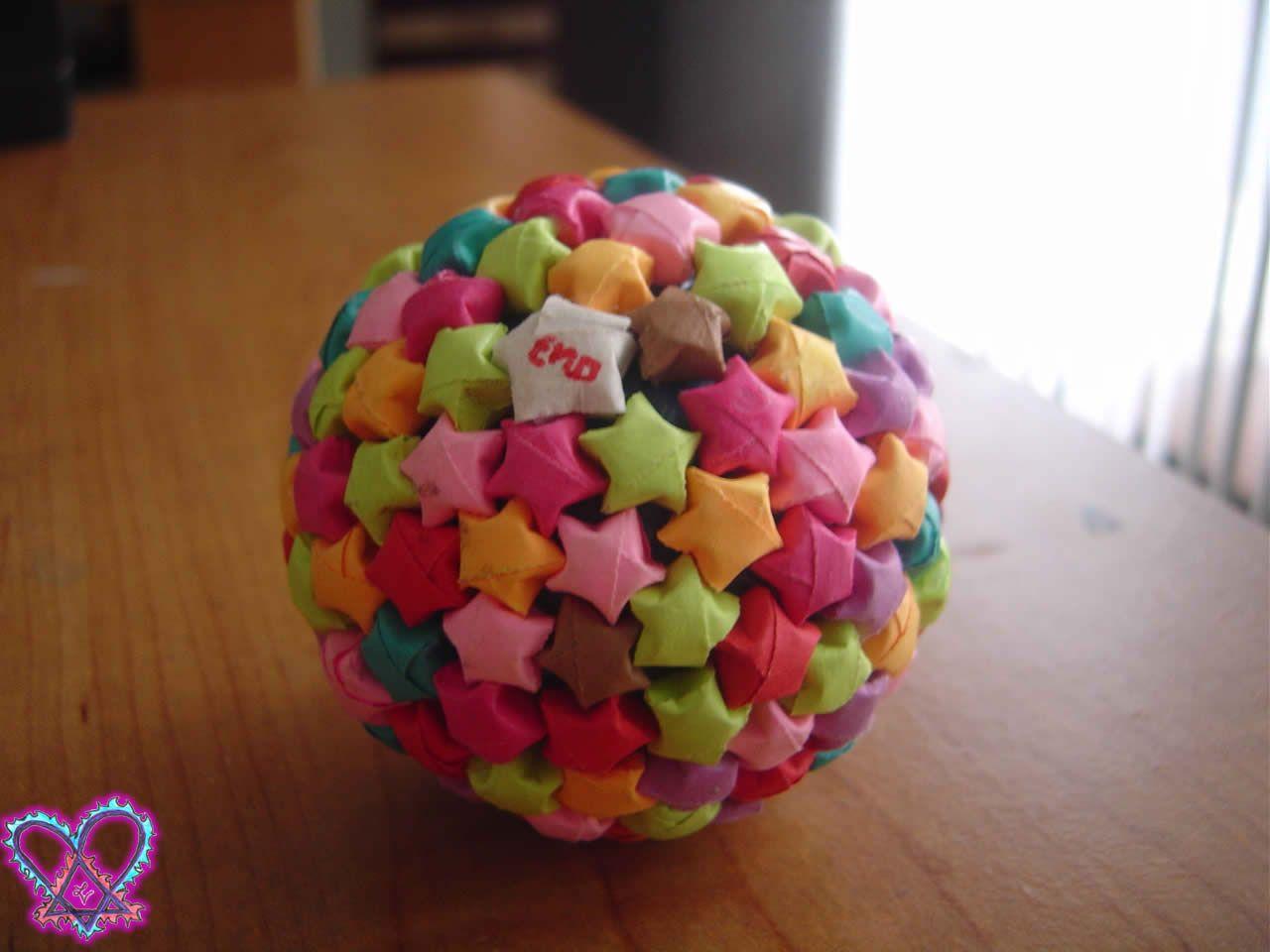Star Ball by lily-valo.deviantart.com on @DeviantArt