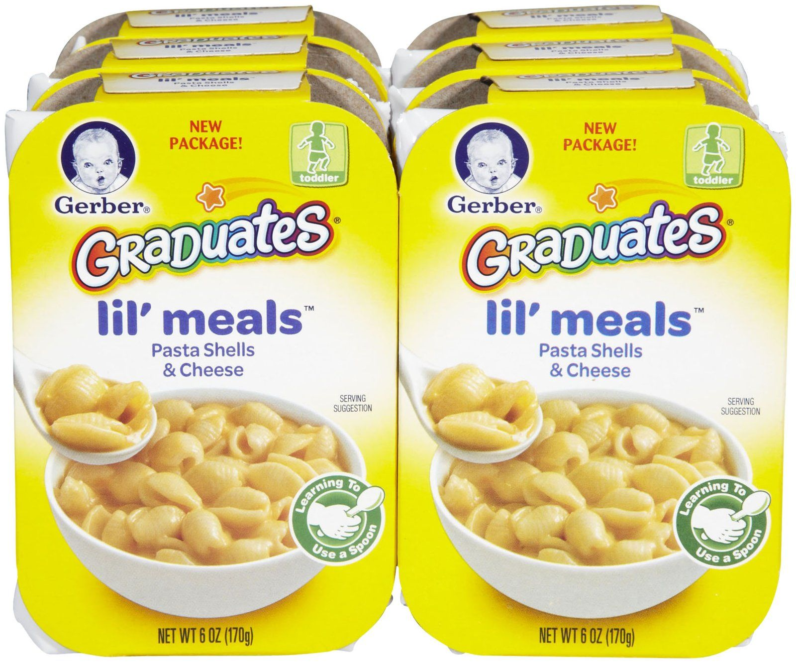 Gerber Graduates Lil Meals Pasta Stars With Chicken And Vegetables 6 Oz Baby Food Recipes Food Meals