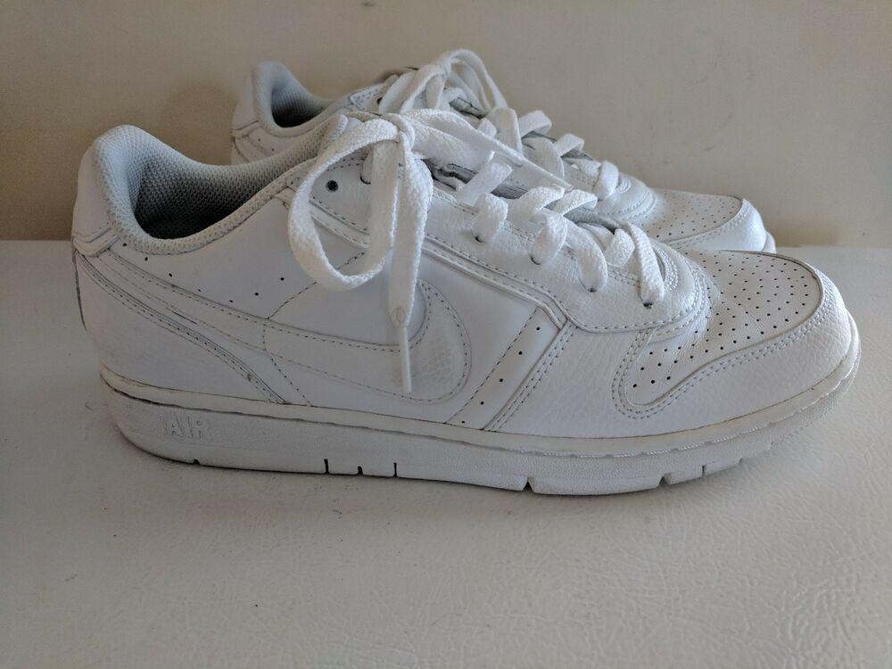 fc50c73d7c7ac Nike Women's 2007 Air Prestige Triple White Out Basketball Shoes ...