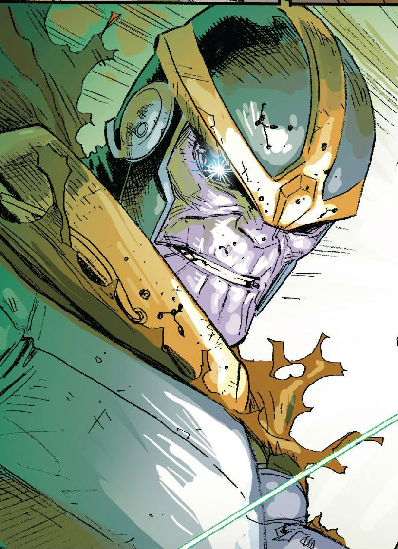 Thanos by dustin weaver thanos pinterest marvel comic and