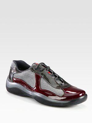 Prada America s Cup Manhattan Sport Sneakers Vinaccia Prada Sneakers ceebf0e9d