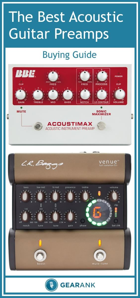 Here S A Great Guide To Acoustic Guitar Preamps That Explains What They Are How They Work And Recommends The Mo Acoustic Guitar Acoustic Acoustic Guitar Case