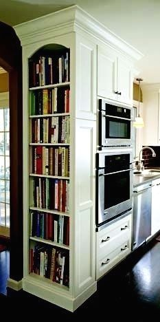 New Kitchen Pantry Ideas #kitchenpantrycabinets