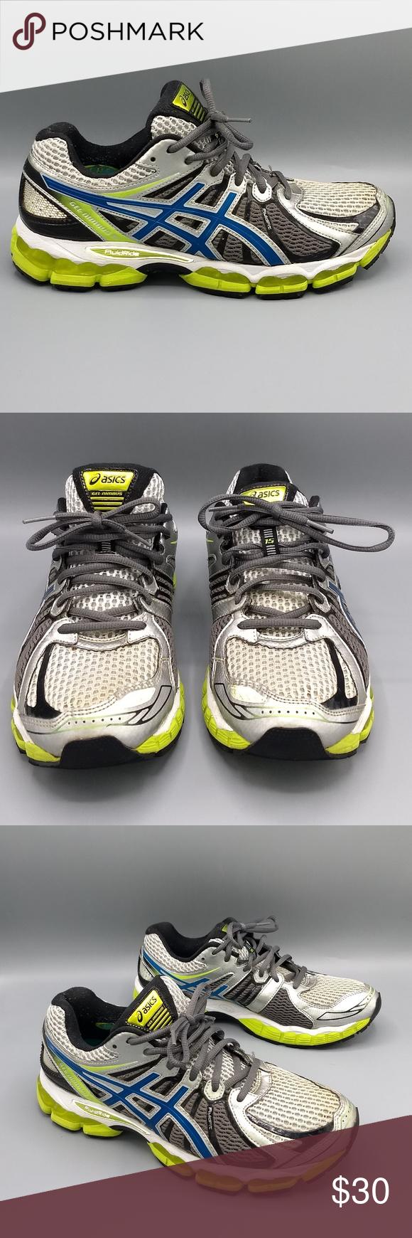 Asics Gel-Nimbus 15 T3B0N Running Shoes
