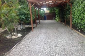 How To Install A Pea Gravel Driveway