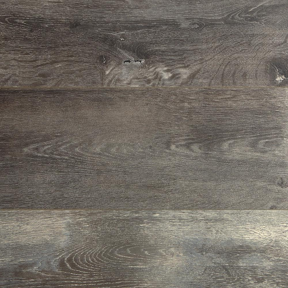 Home Decorators Collection Dowden Gray Oak 12 Mm T X 6 34 In W X 47 72 In L Water Resistant Laminate Floorin In 2020 Laminate Flooring Grey Oak Oak Laminate Flooring