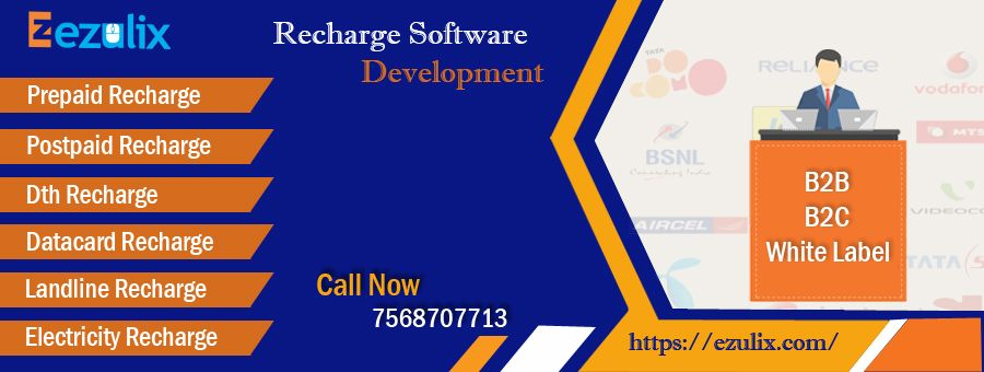 Would you like to open own mobile recharge company, call us now