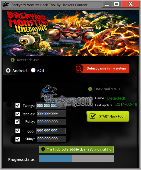 Backyard Monster Hack backyard monsters hack tool - backyard monsters online hack tool