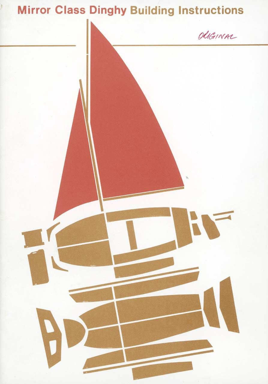 mirror dinghy plans google search my father grandfather and both uncles built a mirror dinghy just like this one and we always take it out on the river  [ 893 x 1280 Pixel ]