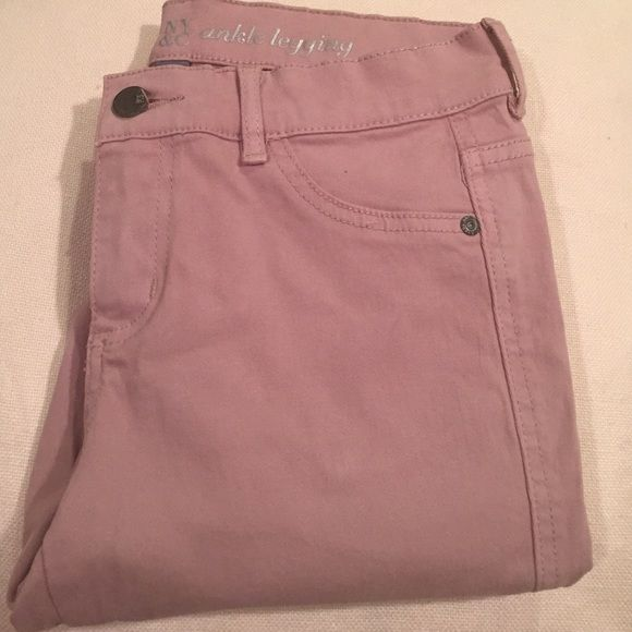 Ankle Legging Never worn. Ankle legging New York & Company Pants Ankle & Cropped