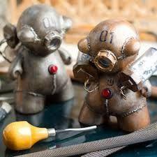 steampunk toys - Google Search