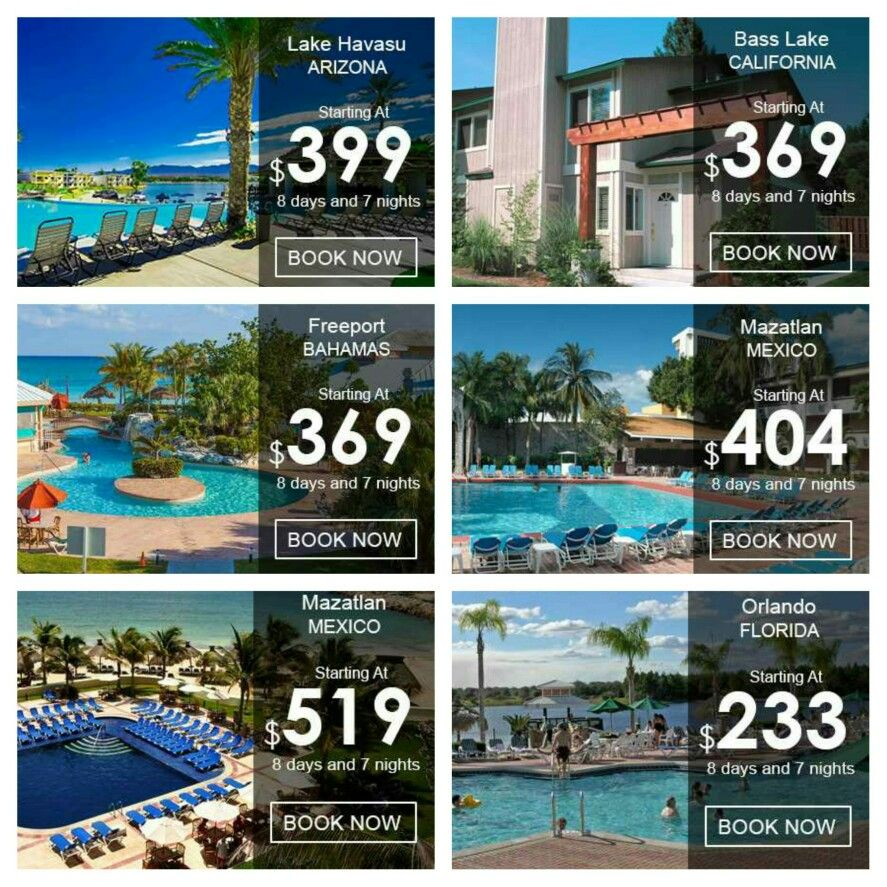 Incredible savings on weekly stays only through our exclusive travel and lifestyle membership!  Vacation at prices you won't find on Travelocity, Expedia, or even Priceline!  No special credentials needed!  Just sign up and enjoy!  Inbox me to get you started today!