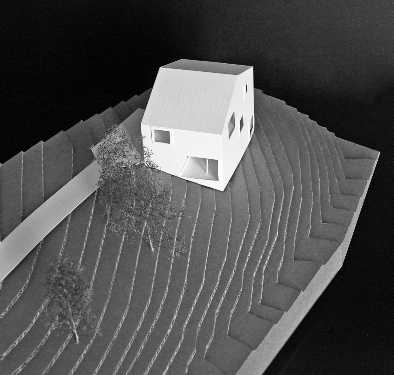 Haus Fontanella Bernardo Bader Architects Fontanella Austria 2013 architecture