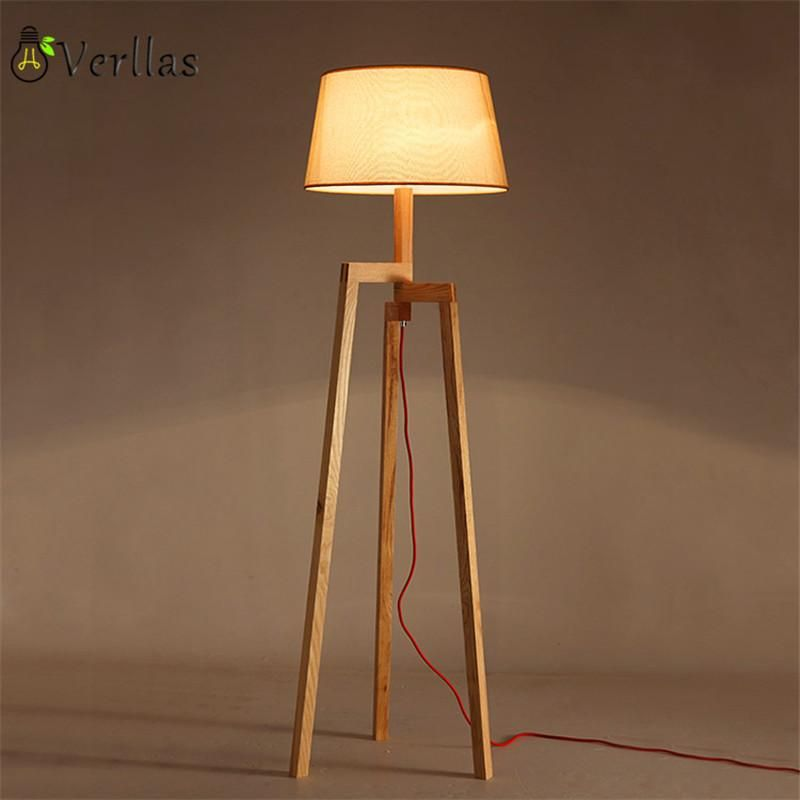 Wooden floor lamp modern with foot switch products pinterest wooden floor lamp modern with foot switch aloadofball Choice Image