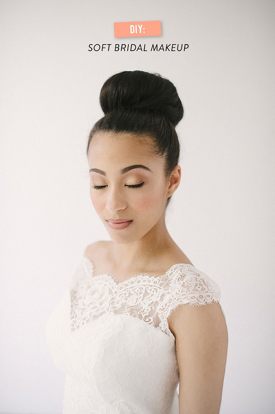 Diy bridal makeup tutorial bridal makeup makeup and wedding diy bridal makeup tutorial baditri Images