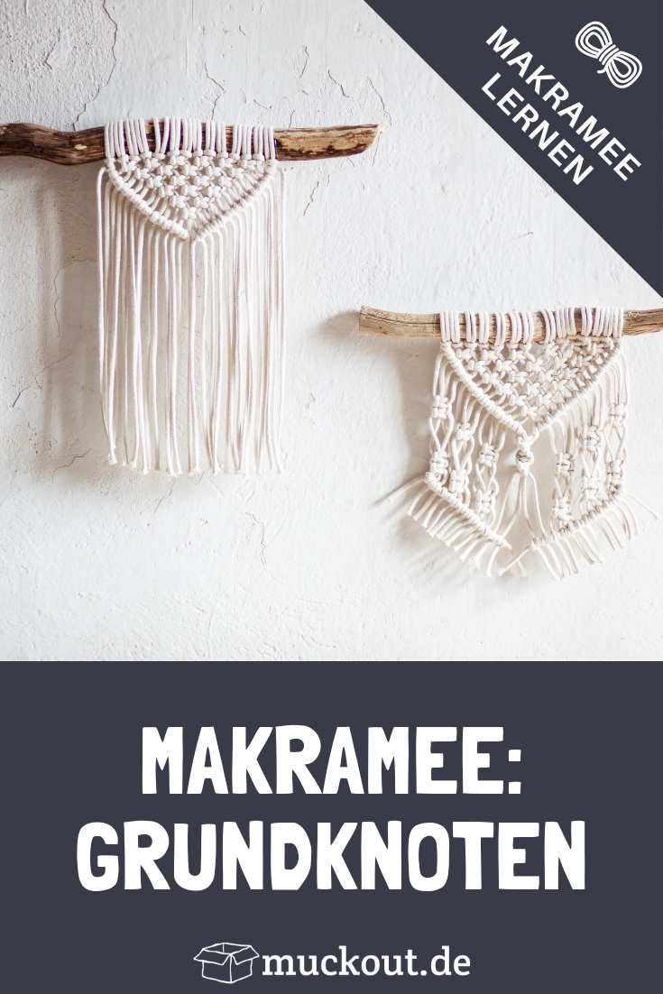 Photo of Wie geht eigentlich: Makramee? – Grundlagen einfach erklärt