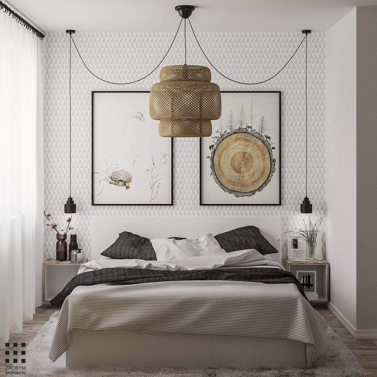 40 Inspirational Modern Bedrooms That Will Leave You Awed