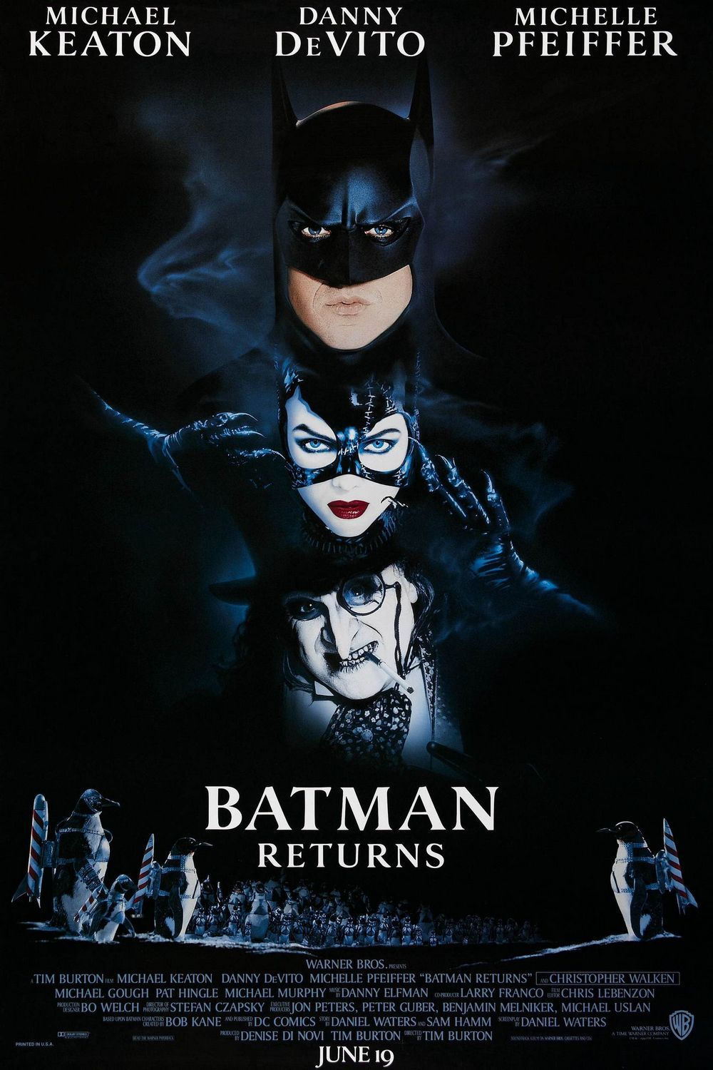 Batman Returns The Most Expensive Art Movie You Will Ever See