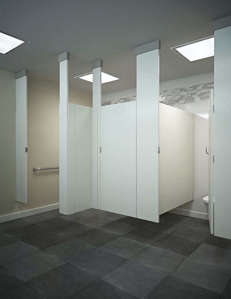 Office restroom commercial washroom design pinterest for Washroom renovation ideas