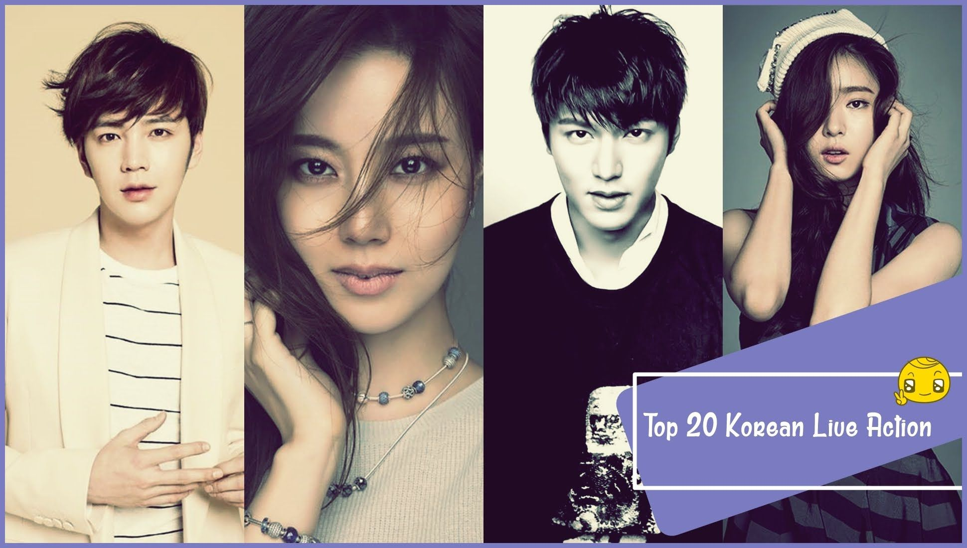 Top 20 Korean Live Action Movies/Dramas