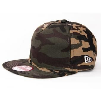 Gorras Camufladas New Era Ajustables Snap Back Tendencia World Famous 2c104ad6c3a