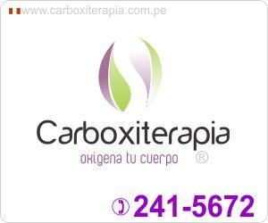 Carboxiterapia en Lima