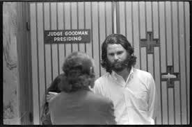 Jim's trial began 46 years ago on August 10 for lewd and lascivious behavior.