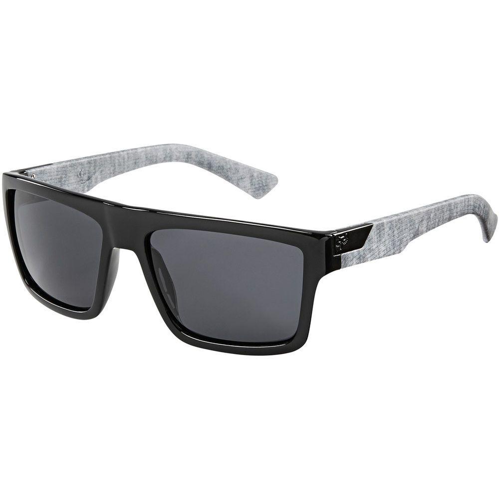 5576d75339 Fox Racing THE DIRECTOR Sunglasses Polished Black Laguna Grey Lens by Carl  Zeiss  fox  racing