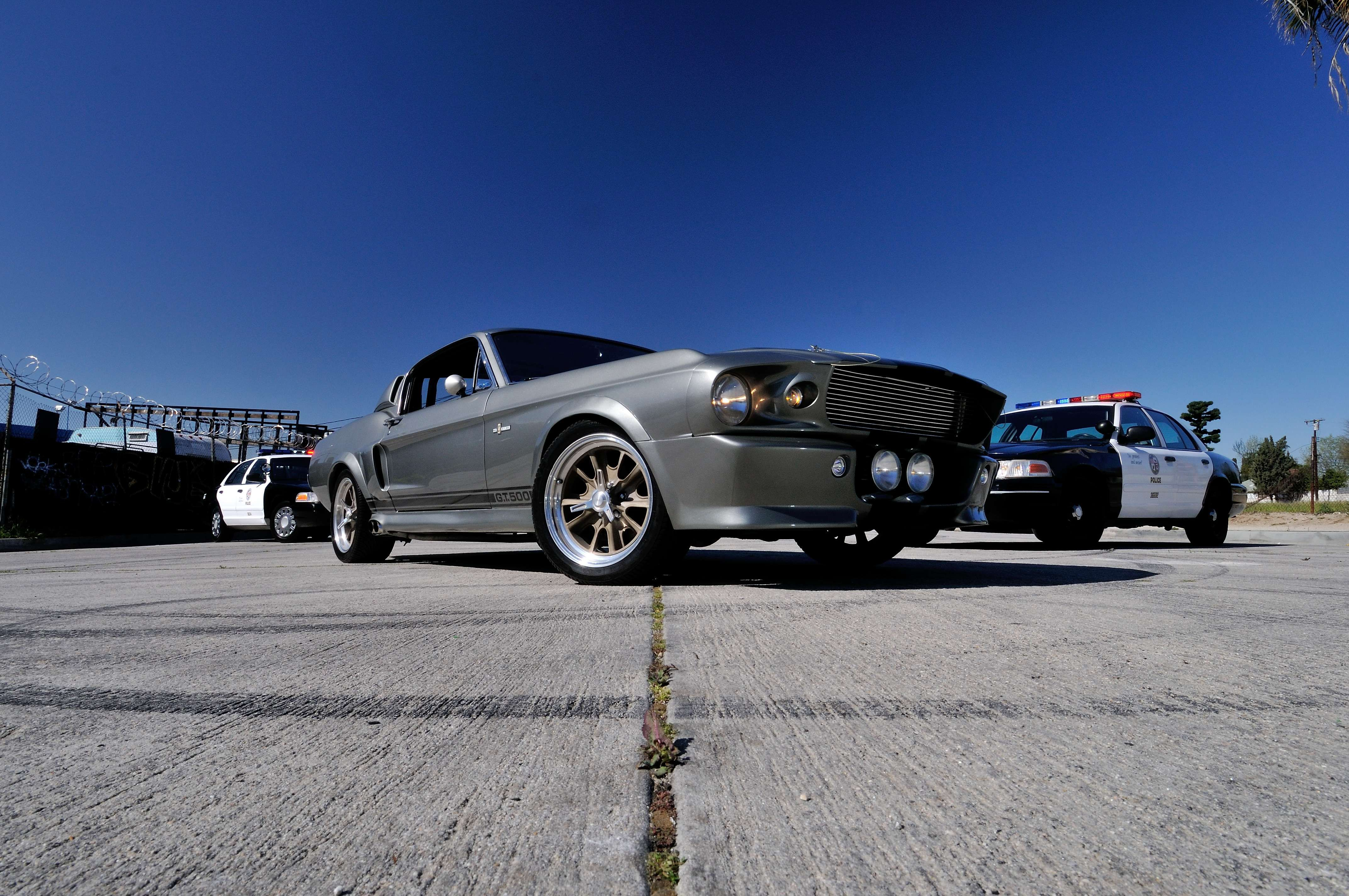Best Parts Shopper Gone In 60 Seconds Ford Mustang Ford 400 x 300