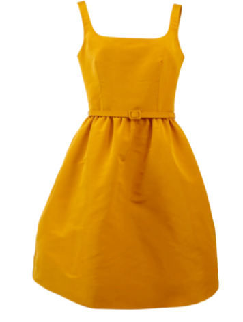 Pin by Virgang on Polyvore | Dress png, Dresses, Yellow ...