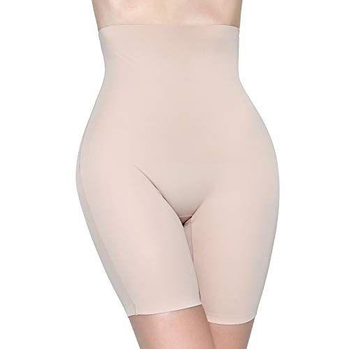 350427790e MOVWIN Women s Tummy Control Shapewear High Waist Seamless Body Shaper  Thigh Slimmer Butt Lifter Panties