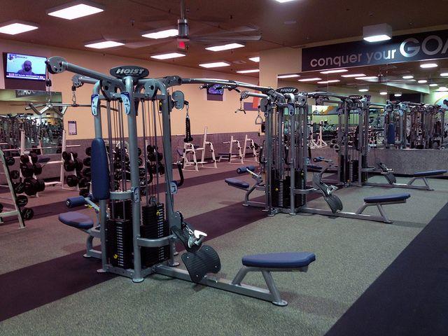 24hour Fitness Long Beach Hoist Fitness Fitness Gym