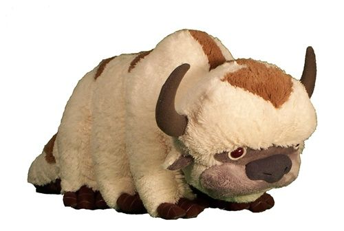 """20"""" plush Appa so cute! I got this for my birthday from"""