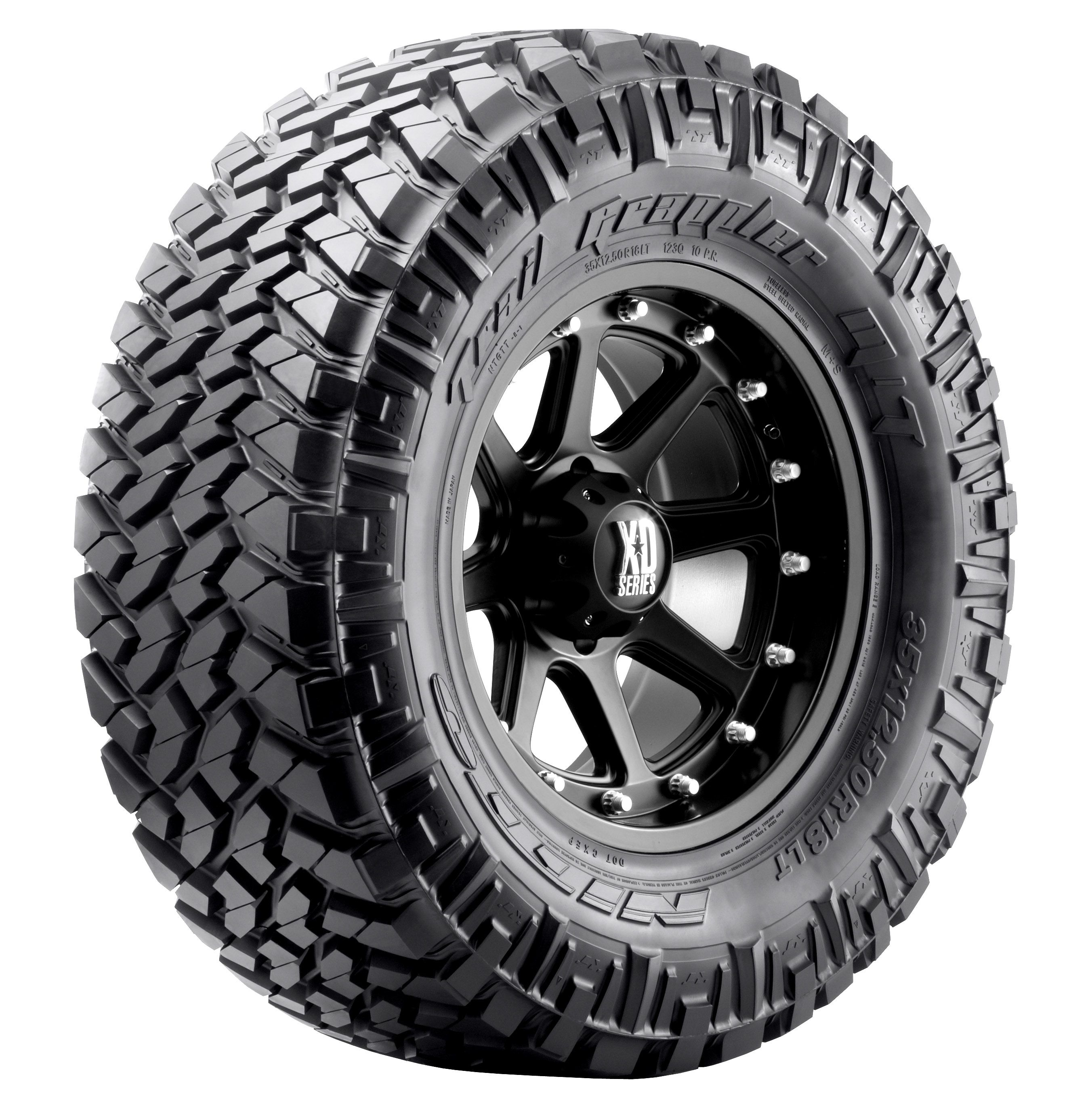 Trail Grappler Trail Terrain Light Truck Radial Nitto Tire Truck Tyres Jeep