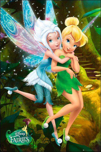 Disney Fairies Secret Of Wings