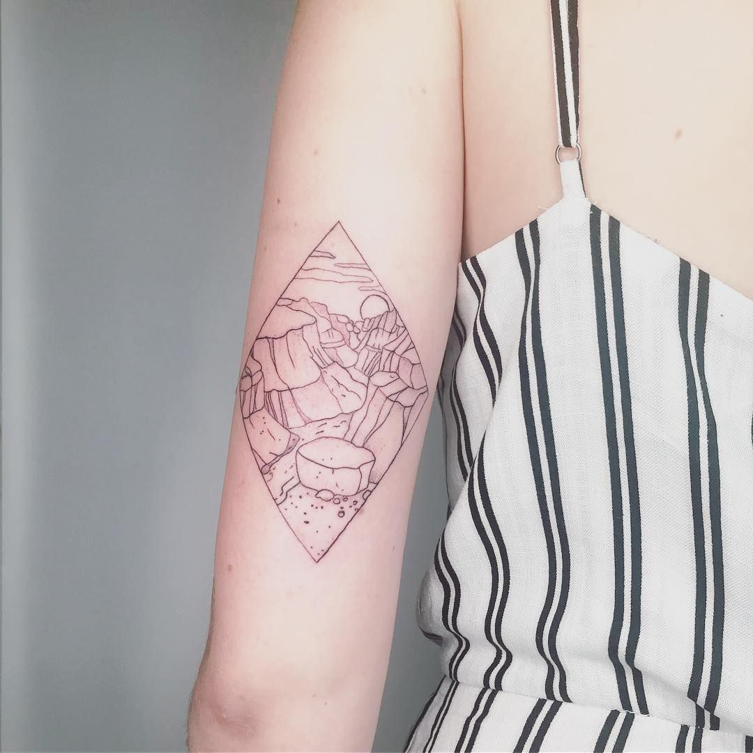 Image result for grand canyon tattoo tattoos tattoo