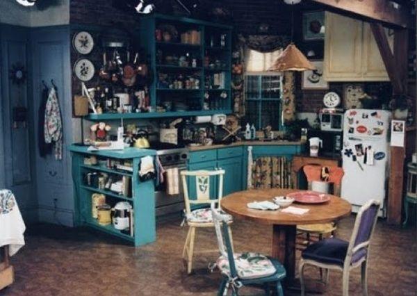 Monica and Rachel\'s kitchen: bi de böyle \