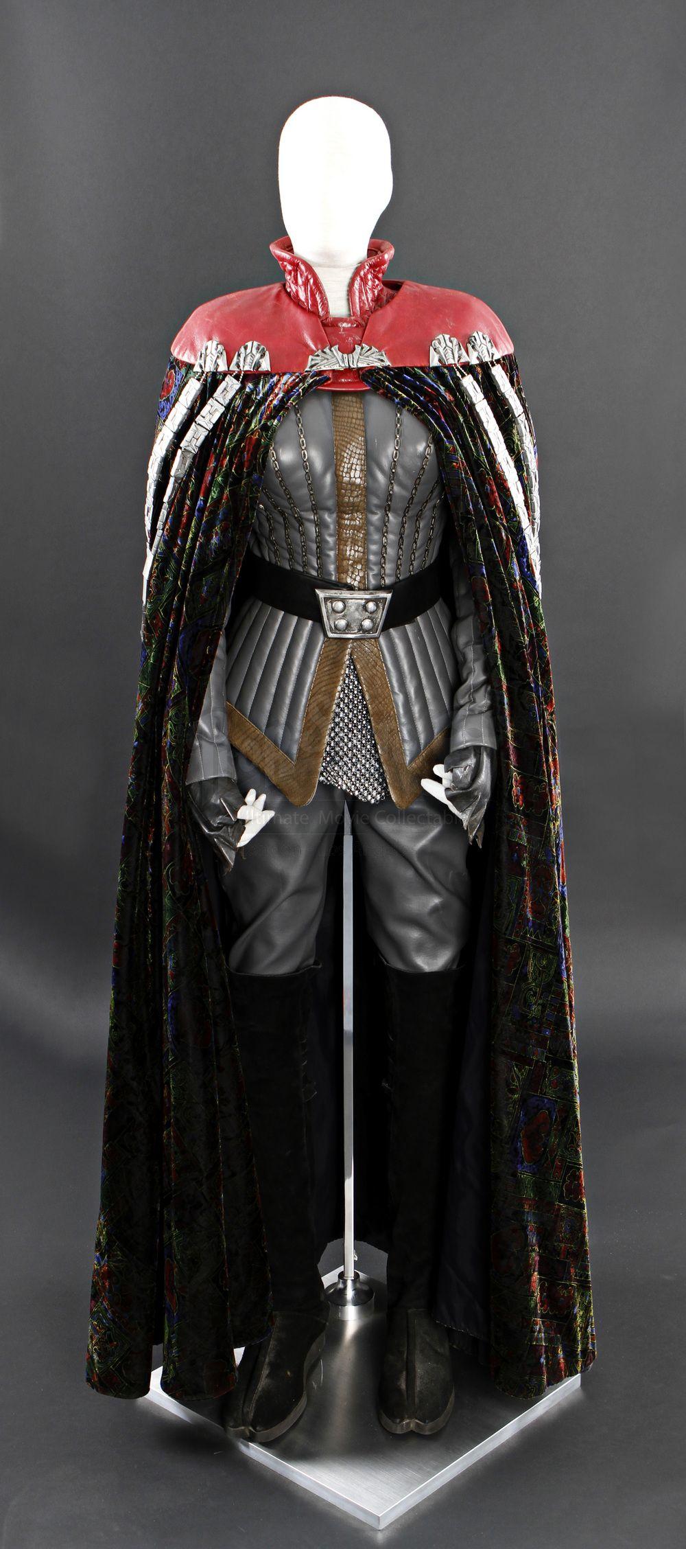 Female Klingon Costume  Prop Store - Ultimate Movie -3537