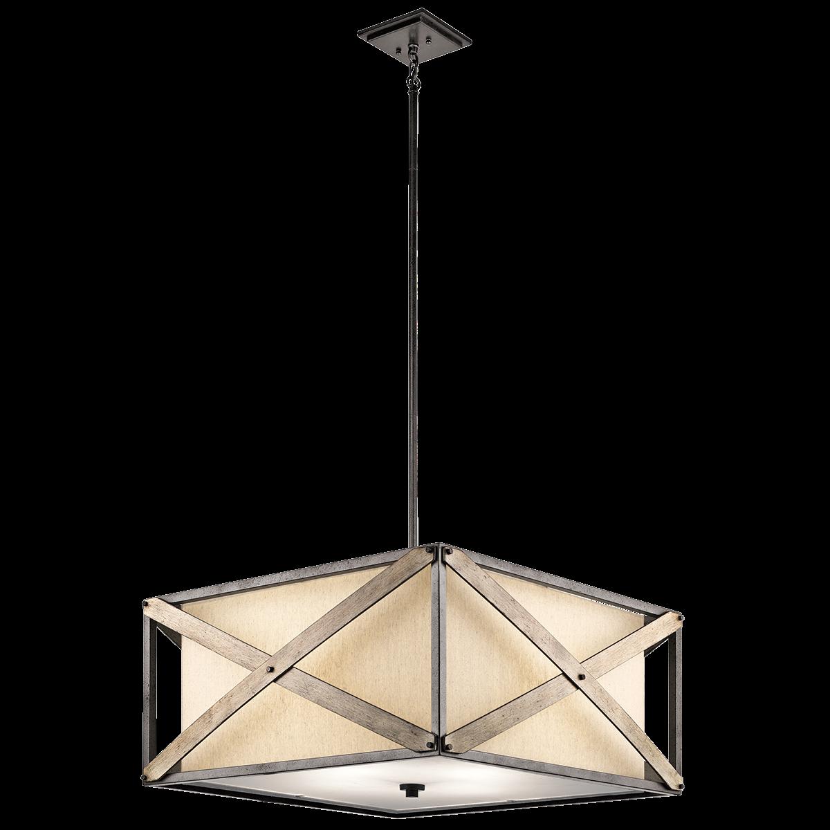 Cahoon light pendantsemi flush in avi lighting pinterest