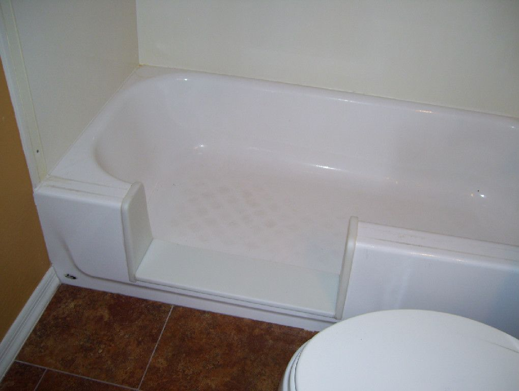 Home - Convert your tub to walk-in shower | Bathrooms | Pinterest ...