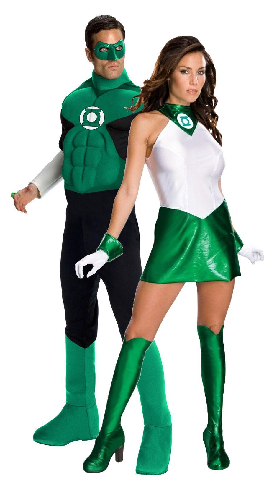 Костюм супергероев из фильма Зеленый фонарь | карнавальные костюмы