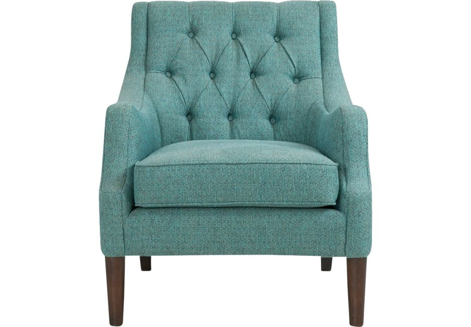 Groovy Parknoll Teal Accent Chair Teal Accent Chair Accent Lamtechconsult Wood Chair Design Ideas Lamtechconsultcom