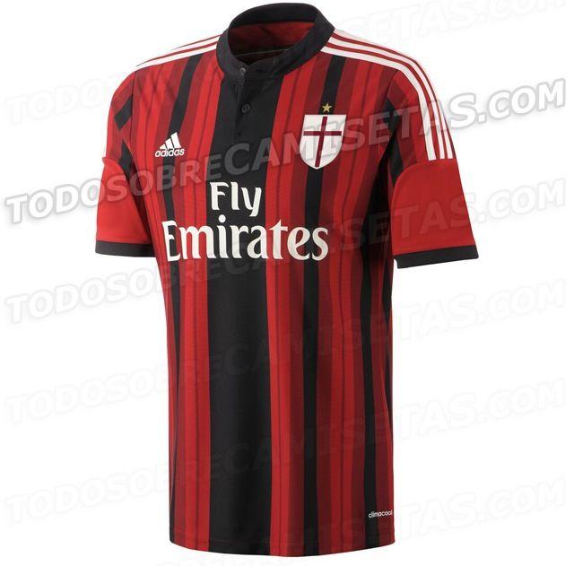 Exclusive: Jersey AC Milan 2014/15