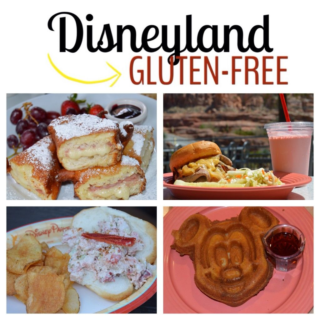 Gluten Free Disneyland And California Adventure With Images