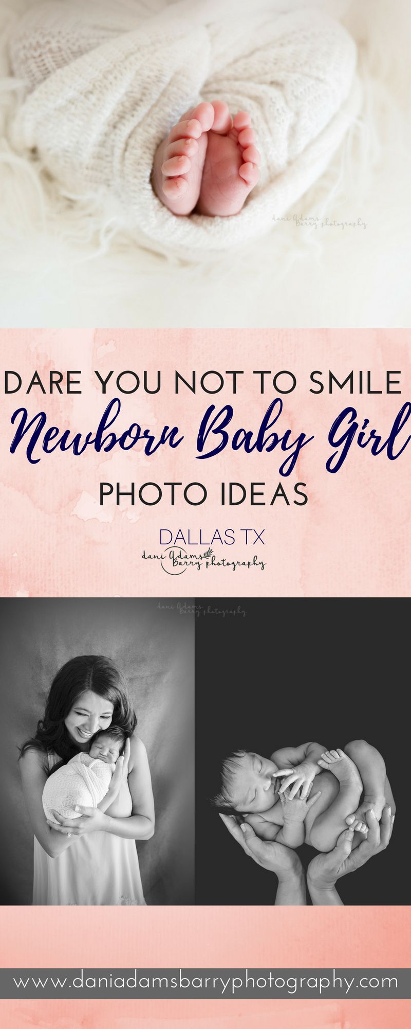 Newborn baby girl photos photo ideas dallas tx newborn photography dani adams barry pin for inspiration